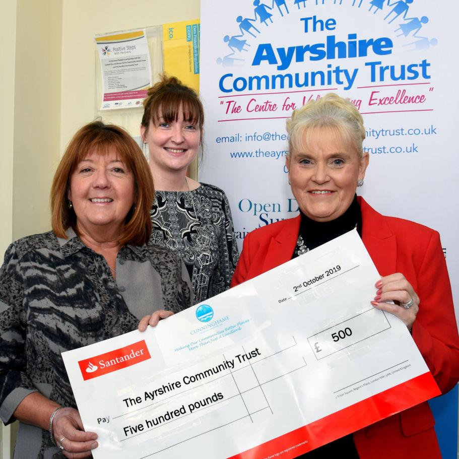Ayrshire Community Trust pic