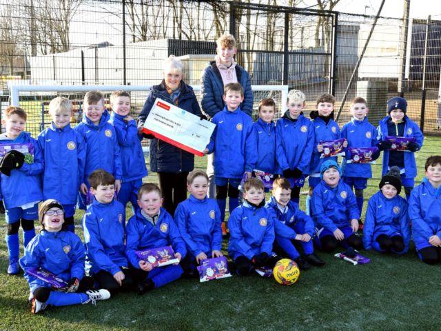 Kilwinning Rangers 2011 2012 press release