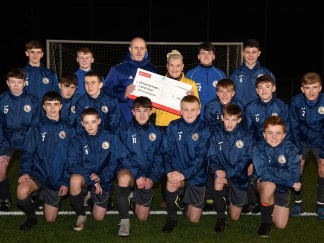 Kilwinning Rangers Press Release U16