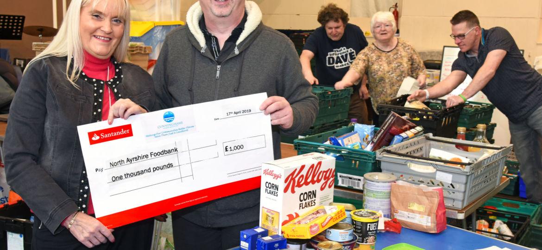 North Ayrshire Foodbank 1