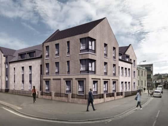 Green Street Housing Development