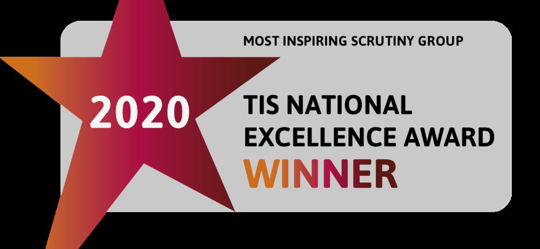 TIS Winner Logo