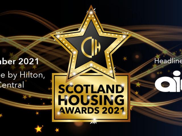 CHA Nominations at Scottish Housing Awards