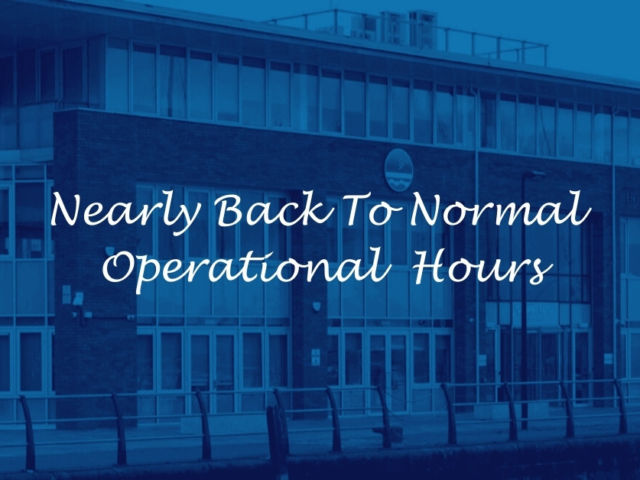 Opening Hours CHA Blog Cover